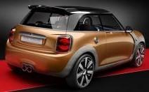 MINI Vision Concept : la prochaine Mini Cooper annonce la couleur
