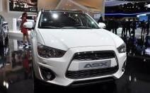 Mitsubishi ASX restylé : l'ASX gagne en bonhomie