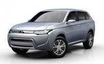 Mitsubishi Concept PX-MiEV II : En quête d'autonomie...
