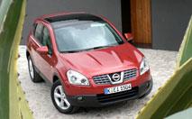 Nissan QASHQAI : double jeu