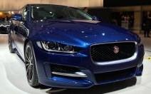 Mondial Auto 2014 : Jaguar XE, luxe, sport et technologie