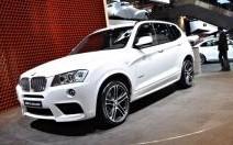 Nouveau BMW X3 : Sobriété et conservatisme