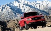 Nouveau Ford Ranger 2010