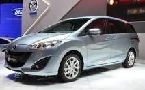 Nouveau Mazda5 : la vague à l'âme