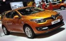 Un léger repoudrage pour la Renault Mégane