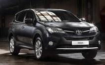 Nouveau Toyota RAV4 : le RAV4 rentre dans le rang