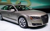 Nouvelle Audi A8 : classe business