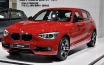 Nouvelle BMW Série 1 : poussée de croissance