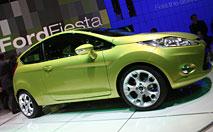 Nouvelle Ford Fiesta : vers une tournée planétaire