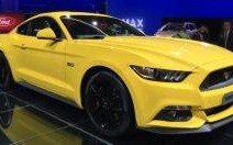Mondial Auto 2014 : Ford Mustang enfin à Paris !