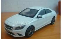 Mercedes CLA : sa miniature la dévoile avant l'heure