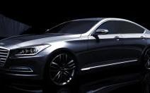 Nouvelle Hyundai Genesis : premières images