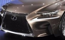 Nouvelle Lexus IS : présentation au salon de Détroit