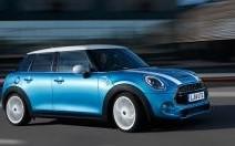 Nouvelle Mini 5 portes : la Mini dans le club des 5