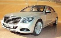 Mercedes Classe S : Mini fuite