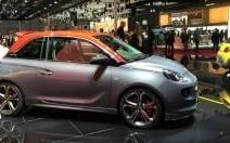 Mondial Auto 2014 : Opel Adam S, la petite allemande montre ses muscles