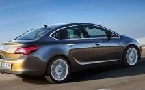 Opel Astra Berline : de la Russie à la France