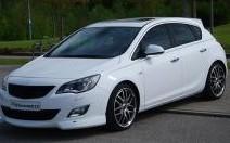 Steinmetz rectifie l'Opel Astra