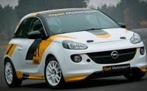 Opel de retour en sport automobile avec l'Adam Cup