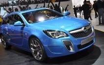 L'Opel Insignia OPC se repoudre le nez