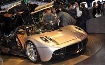 Pagani Huayra : Tornade mécanique
