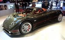 Pagani Zonda F Roadster : voici le cabriolet le plus puissant !