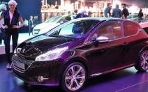 Peugeot XY Concept : la Belle et la Bête