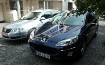 Essai Comparatif/ Peugeot 407/Vw Passat : de vraies autoroutières