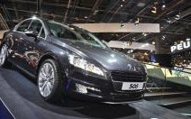 Peugeot 508 : obsession germanique