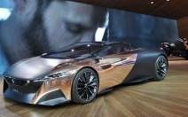 La Peugeot Onyx a été élue Best Concept