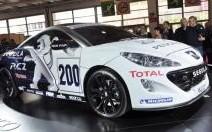 Peugeot RCZ ''compétition'' : à l'assaut du 'ring