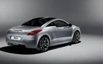 La Peugeot RCZ adopte une série limitée Onyx