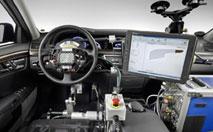Mercedes travaille sur des pilotes automatiques