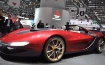 Pininfarina Sergio Concept : ultime hommage