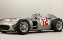 Ventes Bonhams : Une monoplace pilotée par Juan Manuel Fangio bat tous les records