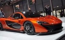 Le modèle de série de la McLaren P1 fidèle à 97% au concept-car