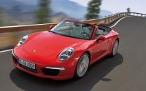 Porsche 911 Cabriolet (991) : Couvre-chef hybride