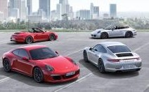 Porsche 911 GTS (type 991): la crème de la crème