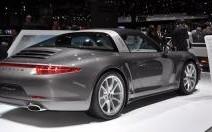 Porsche 911 Targa : la recette originale est de retour (vidéo)
