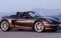 Porsche Boxster et Boxster S 2012 : un Boxster plus léger et plus sobre