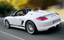 Porsche Boxster Spyder : le Boxster qui en veut plus