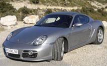 Essai Porsche Cayman S : que du bonheur !
