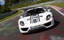 Porsche annonce les tarifs de 918 Spyder