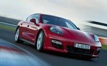 Porsche Panamera GTS : programme sport