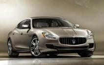 La nouvelle Maserati Quattroporte annonce ses tarifs