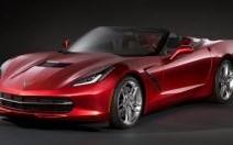 La Corvette Stingray cabriolet déjà prête pour Genève