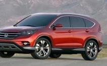 Honda CR-V 2012 : Une touche d'extravagance