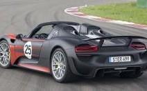 La Porsche 918 Spyder a roulé au Mans