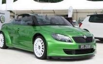 Skoda RS 2000 : un speedster pour 4