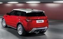 Range Rover Evoque 5 portes : la fibre familiale